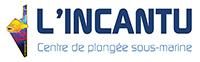 Incantu – Centre de plongée – Galeria – Corse Logo
