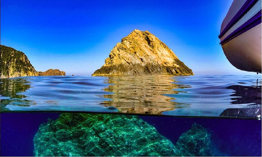 Site de plongée PORRI - Club de plongée Incantu Galeria Corse